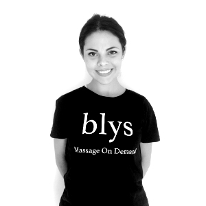 Mobile Massage Therapist 5 - BW