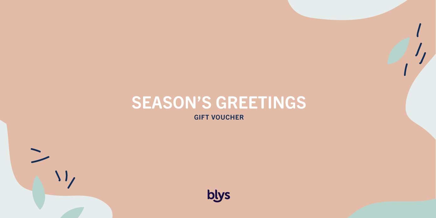 Blys Massage Christmas Gift Vouchers