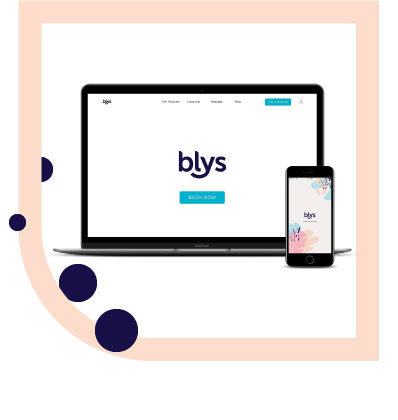 Book your online mobile massage with blys