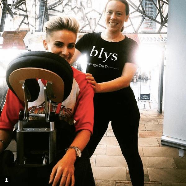 Corporate Massage-Sydney-Blys-for-Work