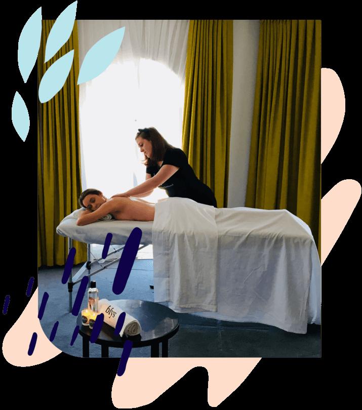 massage hotel